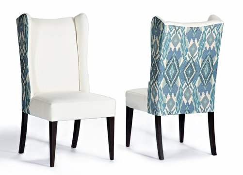 1150 91 Celine Wingback Dining Chair