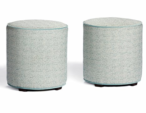 1933 Olivia Table Height Ottomans