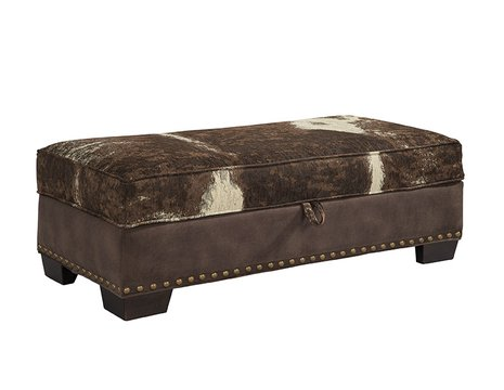 9000 19 Rectangular Storage Ottoman