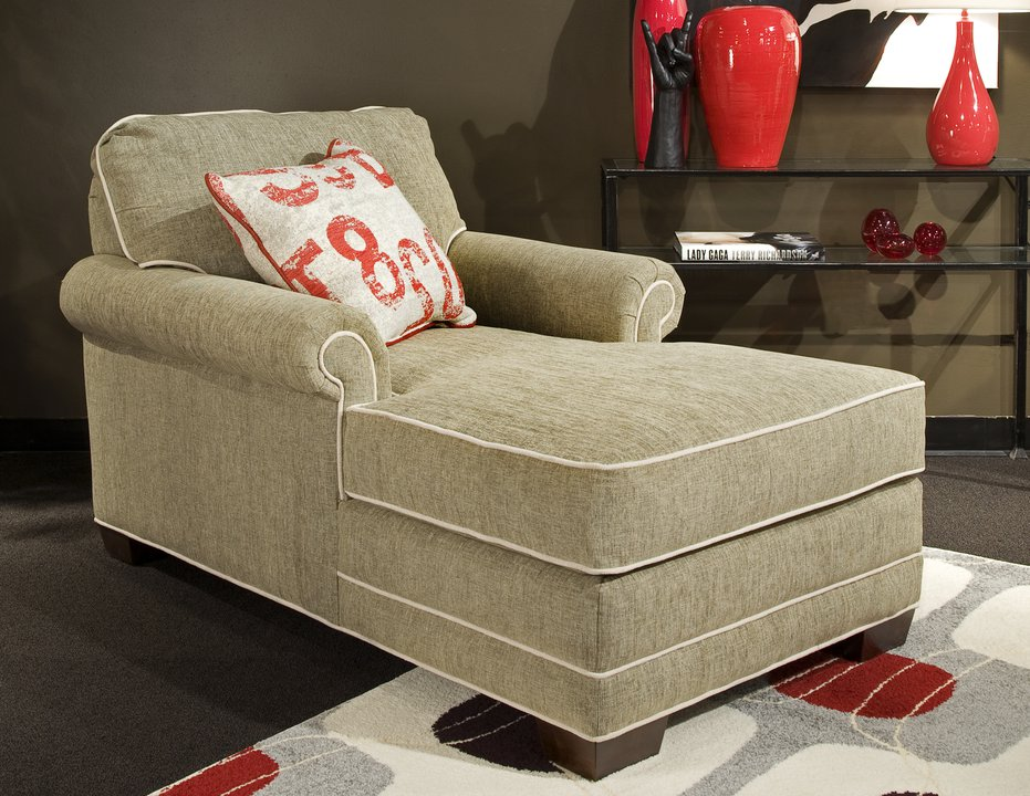 9000 Panel 2 Arm Chaise