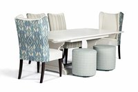 Dining Chairs and Olivia Ottomans.jpg