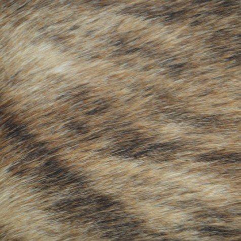 Light Brindle Hair on Hide 1