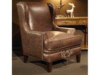 Logan Western Chair no pillow